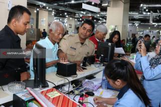Dispendukcapil Verifikasi Data Penduduk Penghuni Liponsos Surabaya