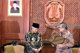 Rendra Ditahan KPK, Sanusi Jabat Pelaksana Tugas Bupati Malang (Video)