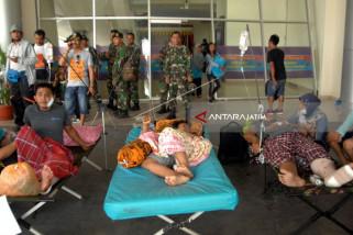 Menteri Amran Kunjungi Pasien Korban Gempa