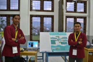 Jam Tangan Pengaman Pencegah Kecelakaan ala Mahasiswa UMM