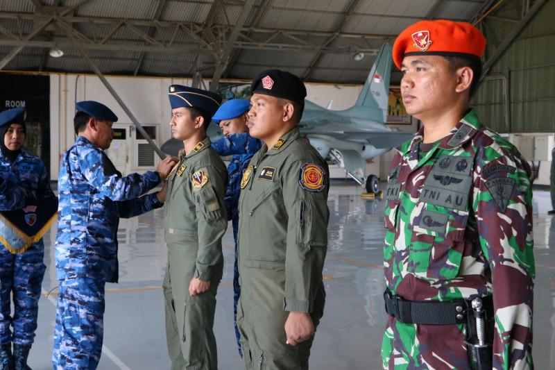 Asops Kasau Buka Latihan Gabungan Perang Udara