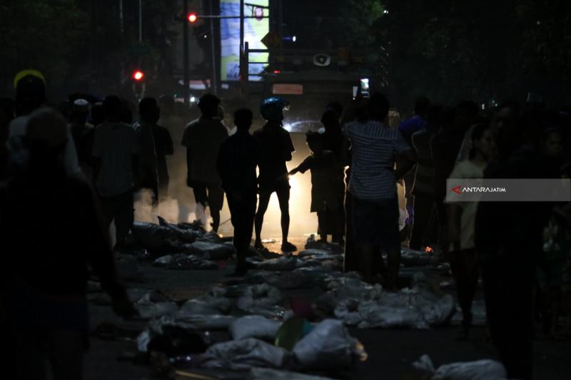 Pemblokadean Jalan Kapasari