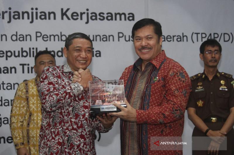 Pelindo III Maksimalkan Serapan Investasi Gandeng Kejaksaan