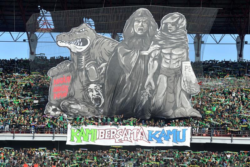 Catatan Akhir Tahun - Berlikunya Jalan Persebaya Hingga Tembus Lima Besar Liga 1