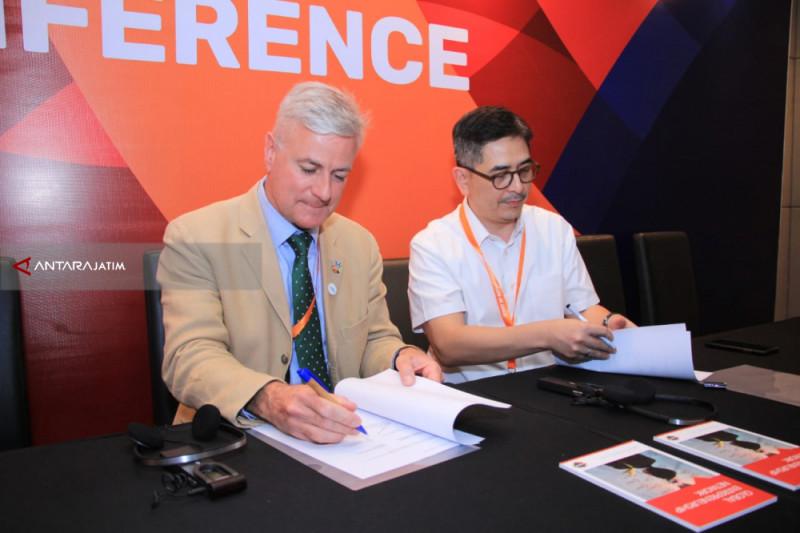 "GEN Indonesia Diresmikan di Acara ""Startup Nation Summit"" Surabaya"