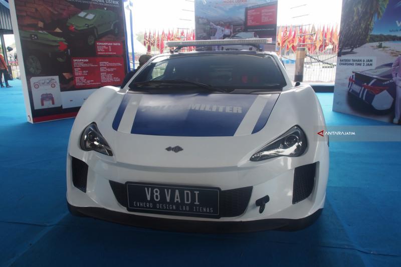 TNI AL Jajaki Kendaraan Tempur Listrik