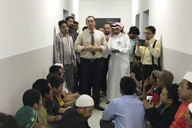 KJRI Jeddah Minta Perusahaan Bayar Gaji TKI