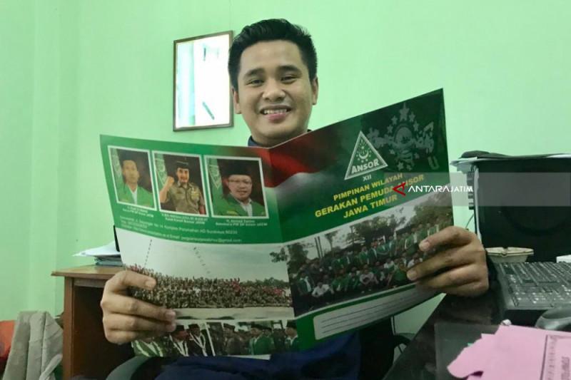 Kembali Tertunda, Konferwil Ansor Jatim Dijadwalkan April 2019