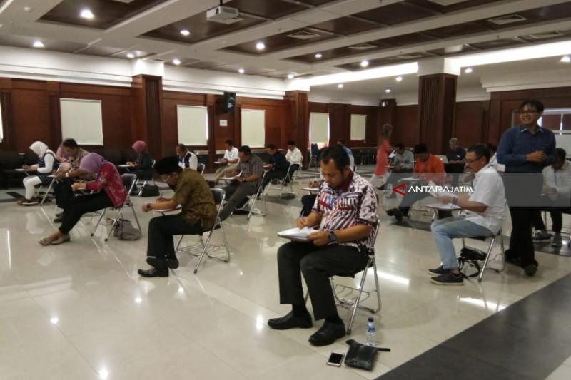 Calon Komisioner KPU Jatim Jalani Tes Psikologi