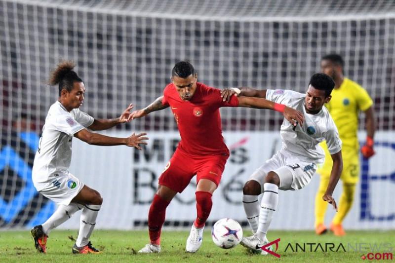 Timnas Indonesia Bangkit untuk Bekuk Timor Leste 3-1