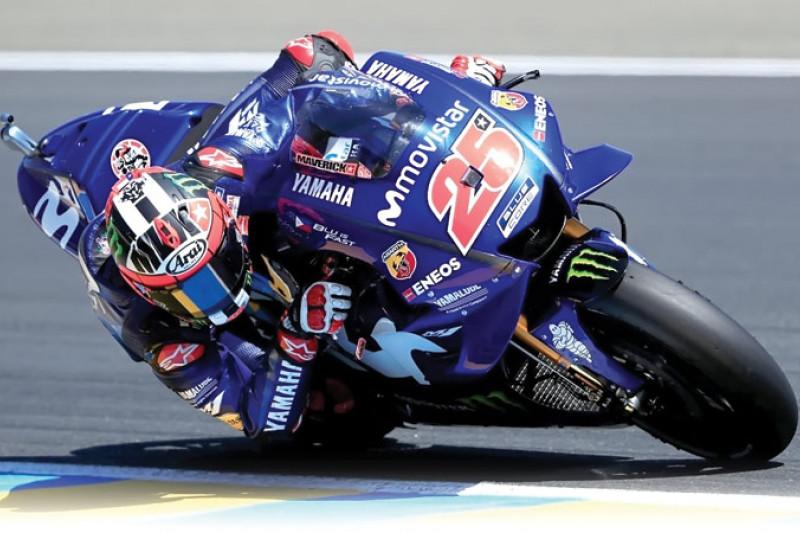 Yamaha Petik Hasil Positif Tes Pramusim di Valencia