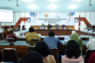 Wali Kota Kediri Beri Arahan dalam Ekspose Draft LKPJ-AMJ