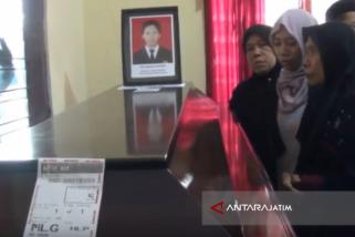Korban Jatuhnya Pesawat Lion Air Dimakamkan di Blitar