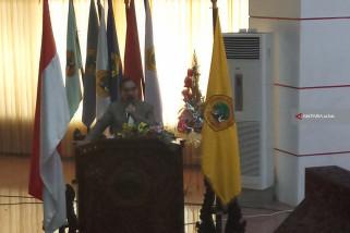 Antasari Ajak Mahasiswa Untag Hindari Sikap Permisif Berujung Korupsi
