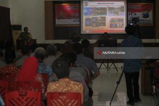 Ratusan Personel Dilibatkan Amankan Pilkades di Kabupaten Kediri