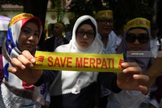 Hakim Kabulkan Perdamaian PT Merpati Nusantara Airlines