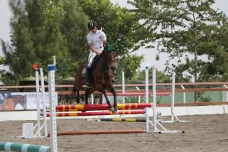 50 Atlet Berkuda Ikuti Kompetisi