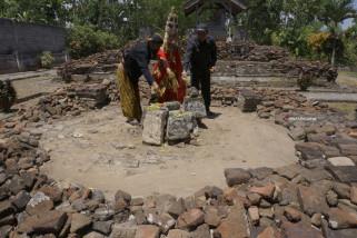 Warga Tulungagung Gelar Ritual Grebek Bhineka Tunggal Ika