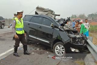 Dua Kecelakaan Terjadi di Tol Sumo dalam Sehari