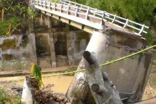 Pemkab Bojonegoro Lakukan Perbaikan Darurat Jembatan Maor