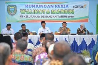 Pemkot Madiun Tunggu Juknis Pelaksanaan Dana Kelurahan