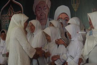 Khofifah Arahkan Ibu-ibu Muslimat Pilih Jokowi