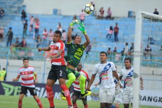 Beltrame Selamatkan Madura United dari Kekalahan