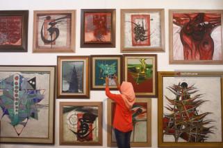 Pameran Lukisan Kaligrafi