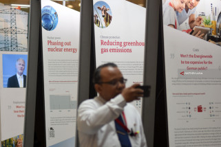 Pameran Transisi Energi Jerman