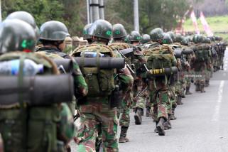Satu Anggota TNI Meninggal di Distrik Mbua