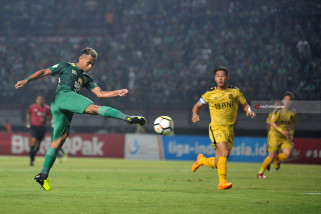 Osvaldo Haay Pemain Muda Terbaik Liga 1