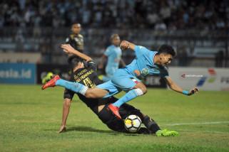 Persela Lamongan Kalahkan Sriwijaya FC