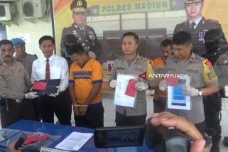 Polres Madiun Tangkap Polisi Gadungan Penipu PNS
