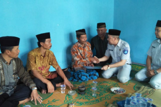 Jasa Raharja Serahkan Santunan kepada Ahli Waris Pramugari Lion Air (Video)