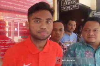 Polisi Kabulkan Penangguhan Penahanan Pemain Timnas Saddil Ramdani