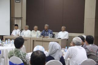 MWA ITS Kumpulkan Mantan Rektor dan Pendaftar Bacarek