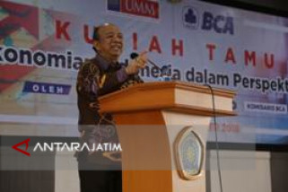Komisaris BCA: Indonesia Titik Logistik Startegis Dunia