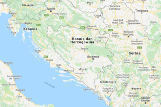 Imbang Lawan Austria, Bosnia Promosi ke Nations League