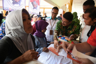 2.308 KPM di Jember Terima Bantuan Pangan Nontunai