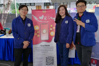 Lestarikan Bahasa Daerah, Mahasiswa ITS Rancang Aplikasi AkuNusa