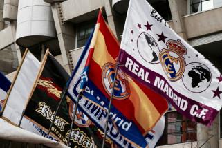 Final Copa Libertadores Digelar di Markas Real Madrid