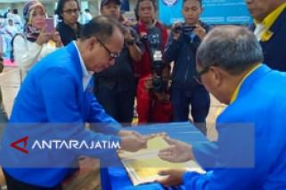 1.032 Karateka Se-Indonesia Perebutkan Piala Wali Kota Malang