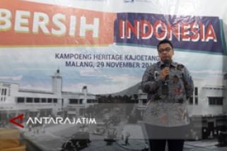 Bank Indonesia Terjunkan GenBI Kembangkan Heritage Kota Malang