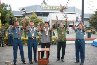 Sinergi dengan TNI AL, Wagub Jatim Usul Pembuatan Kampung Nelayan