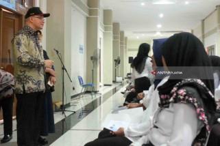 Kepala BKN Tinjau Pelaksanaan Tes CPNS di Jember