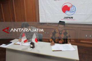 Jepang Bantu Pembangunan Gedung Sekolah MI Nasyiatul Mubtadiin Kediri