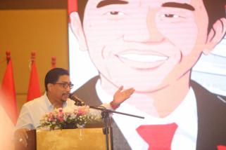 Bertemu Perwakilan Pekerja Pabrik, TKD Jatim Sosialisasi Kestabilan Ekonomi
