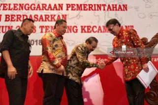 Jelang Pemilu 2019, Mendagri Ingatkan Camat Antisipasi Kampanye Hitam (Video)