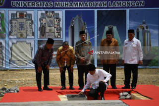 Jokowi Hadiri Milad Kampus Muhammadiyah