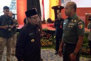 Penanganan Unjuk Rasa Forkopimda Kota Malang menjadi Rujukan Nasional